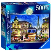 Ravensburger Around The World Paris 500 Piece Puzzle