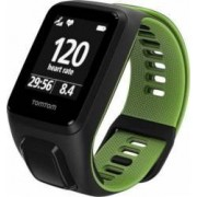 SmartWatch TomTom Runner 3 Cardio GPS Large Black-Green
