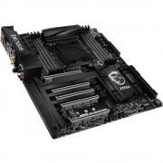 Matična ploča MSI Gaming X99A Godlike Gaming Carbon LGA2011-3 Baza Intel® 2011v3 Faktor oblika E-ATX Set čipova matične ploč