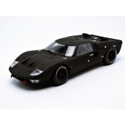 1966 Ford GT40 GT 40 Blue 1/18 by Shelby Collectibles SC412