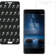 Nokia 8 AntiGlare Screen Guard By Dream Makers 5D 7 LAYER NON-BREAKABLE GLASS