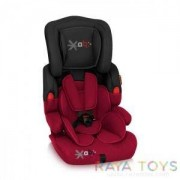 Столче за кола Lorelli Kiddy Red&Black
