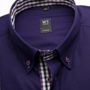 Bărbați cămașă clasică Willsoor Londra 2036