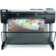 "Плотер HP DesignJet T830 MFP 36""(91.44cm), 2400 x 1200 dpi, 28 sec/page"