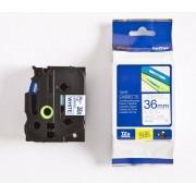 Brother TZE263 - Brother P-Touch Tape blå på vit 36mm