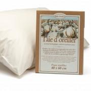 Mille Oreillers Taie d'Oreiller en coton bio - 40 x 60 cm