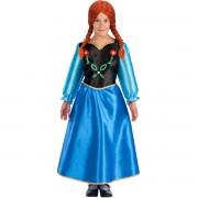 Costum Anna Frozen 4-5 ani