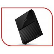 Жесткий диск Western Digital My Passport 3Tb Black WDBUAX0030BBK-EEUE