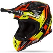 Airoh Aviator 2.3 Fame Motocross hjälm L Orange