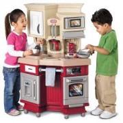 Детска кухня - Супер Шеф червена, Little Tikes, 320146