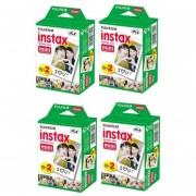 Film Fuji Instax Mini - 80 unidades