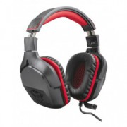 TRUST gejmerske slušalice GXT 344 CREON (Crne) - 22053 Stereo, 40mm, 20Hz - 20kHz, 118dB 22053