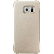Protectie spate Samsung EF-YG925B pentru Galaxy S6 Edge G925 (Aurie)