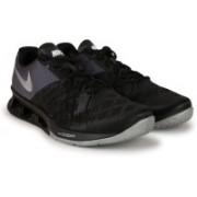 Nike REAX LIGHTSPEED II Training Shoes(Black)