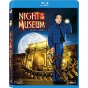 Night at the museum BluRay 2006