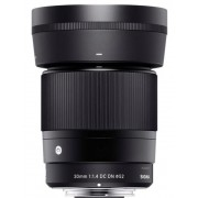 Sigma 30mm f 1.4 DC DN Contemp Sony E