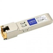 AddOn 100BASE-T-AO SFP Transceiver, Copper, 100m, RJ-45