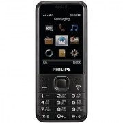 Philips E162 4GB and Below Black