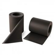 Blumfeldt Pureview insynsskydd PVC 2 rullar 35m x 19cm 60 klämskenor mörkgrå