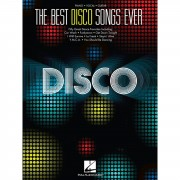 Hal Leonard The Best Disco Songs Ever