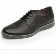 Zapatos Flexi Para Hombre Casual - 98404 Negro