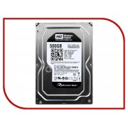 Жесткий диск 500Gb - Western Digital WD5003AZEX Caviar Black