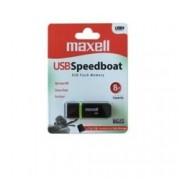 8GB USB Flash Drive, Maxell Venture, USB 2.0, черна