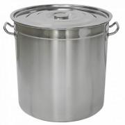 Казан SAPIR SP 1211 B40, 42 см, 56.5 литра, Неръждаема стомана