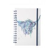 Mountain Warehouse Cow - notatnik - Blue
