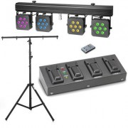 Cameo Multi Par 3 - LED Light Bundle