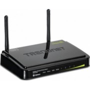 Router Wireless TRENDnet TEW-731BR 2 Antene Fixe 2 x 2dBi