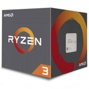 Procesor (CPU) u kutiji AMD Ryzen 3 4 x 3.5 GHz Quad Core Baza: AMD AM4 65 W
