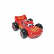 Flotador Inflable Cars Infantil Montable 109x84 cm Intex