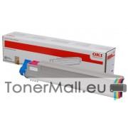 Тонер касета OKI 43837130 (Magenta)