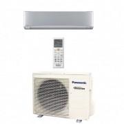 Panasonic Condizionatore Mono Split Gas R-32 Serie XZ Etherea Argento 18000 Btu WiFi Opzionale CS-XZ50TKEW CU-Z50TKE A++/A++