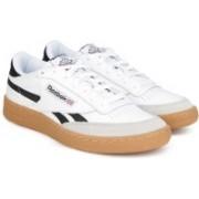 REEBOK REVENGE PLUS GUM Sneakers For Men(White)