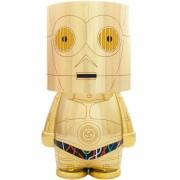 Licensierad Star Wars C-3PO Nattlampa - Deluxe Edition 25 cm