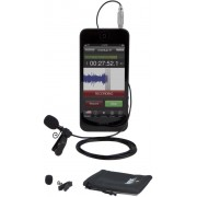 RODE Microfone Lavalier SMARTLAV+ para Iphone e IPad