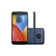 Smartphone Motorola Moto E4 Plus Dual Chip Android 7.1 Tela 5.5` 16GB 4G Câmera 13MP - Azul Safira