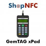 GemTAG xPad - Lector/Escritor NFC con teclado