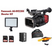 PANASONIC AG-DVX200 (DVX200) SHOOTER KIT