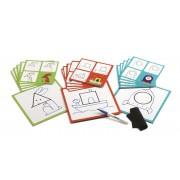 Zestaw do nauki rysowania dla dziecka Eduludo Krok po kroku GEO & CO DJECO DJ08322