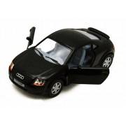 Audi Tt Coupe, Black Kinsmart 5016 D 1/32 Scale Diecast Model Toy Car