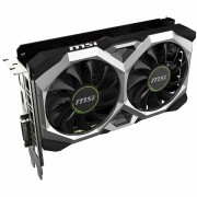 MSI Video Card NVidia GeForce GTX 1650 SUPER VENTUS XS OC GDDR6 4GB/128bit, 1740/12000MHz, PCI-E 3.0 x16, DP, HDMI, DVI-D, TORX 2X Cooler(Double Slot) Retail GTX_1650_SUPER_VENTUS_XS_OC