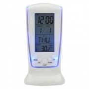 Ceas cu alarma si termometru digital DS-510