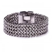 Edblad Lee Bracelet Steel