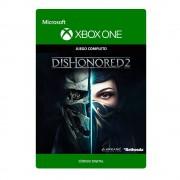 xbox one dishonored 2 digital