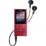 MP3 reproduktor, MP4 reproduktor Walkman® NW-E394R Sony 8 GB crvena