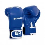 Gants de boxe pour enfants - 4 oz - Bleus