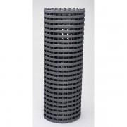 EHA Industrierost für hohe mechanische Belastung - Rolle à 10 m - Breite 1200 mm, grau
